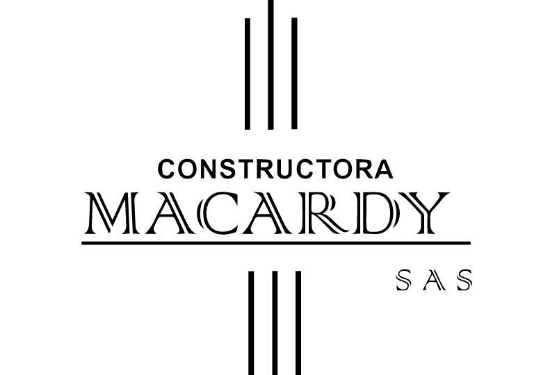 Logo Constructora Macardy