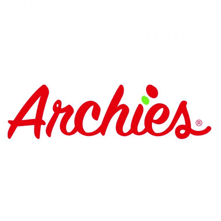 Logo Archies en Arkadia