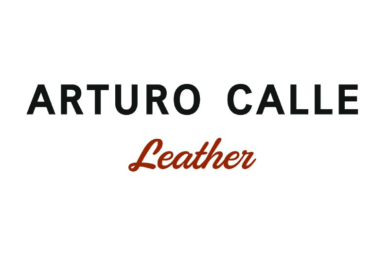 Logo Arturo Calle Leather-100